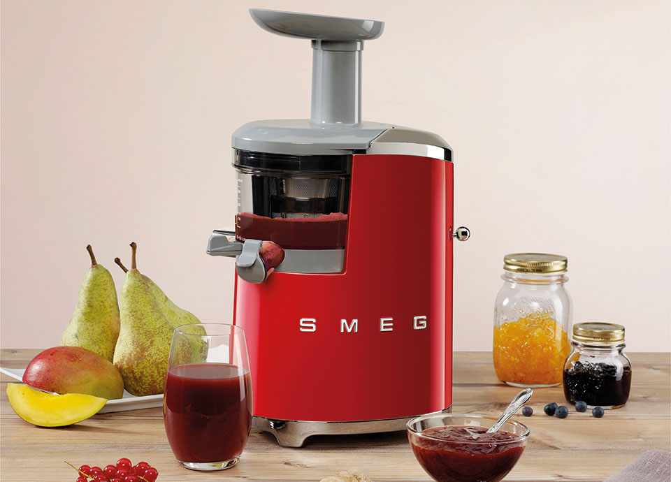 Slow Juicer Recipes from Smeg | Healthy