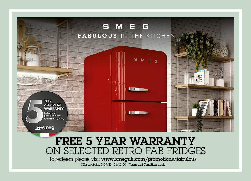 5 YEAR WARRANTY PROMOTION!