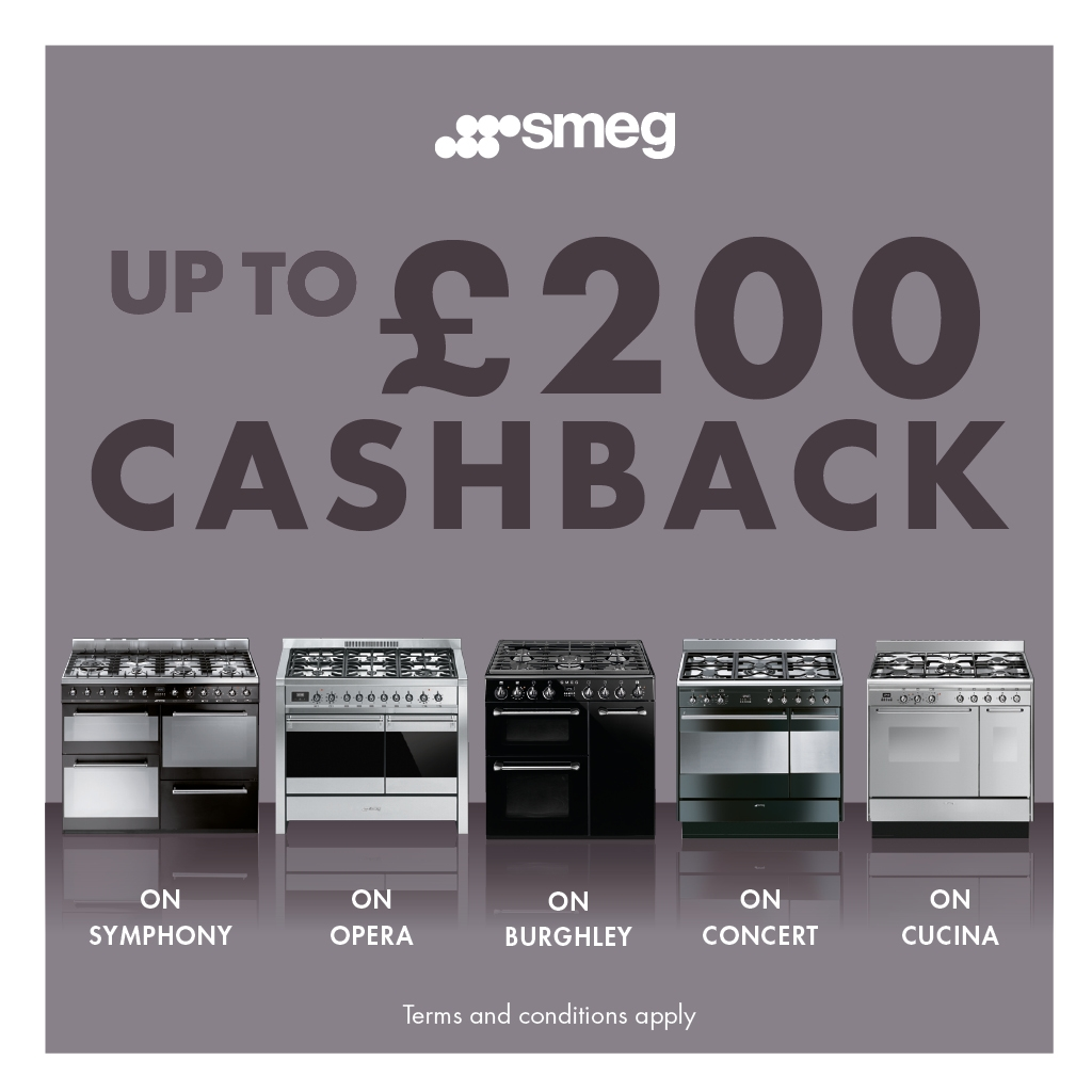 RANGE COOKING CASHBACK PROMOTION 2020