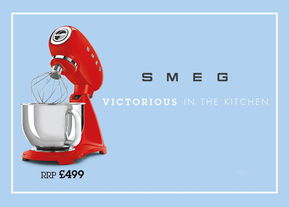 STAND MIXER FOR JUST £149!
