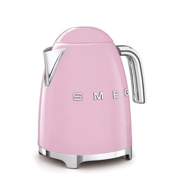 SMEG KLF03SSUK STEEL 50's Retro Kettle
